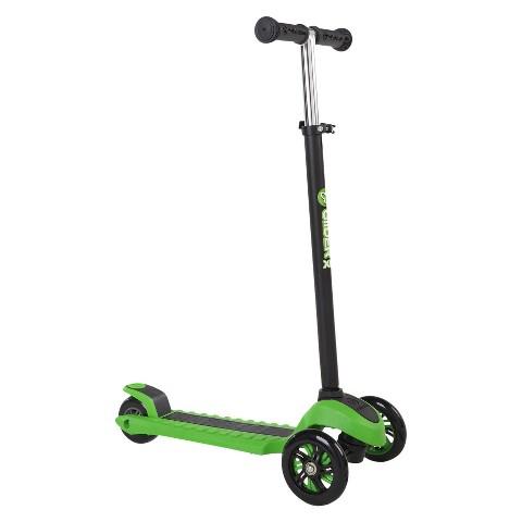 Trotineta Yvolution Glider XL,verde,5A+