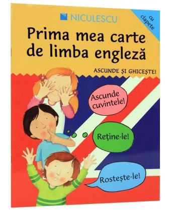 PRIMA MEA CARTE DE LIMBA...