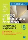 LB. SI LIT. ROM. CL. 8 EVAL. NAT. - 33 TESTE POPA