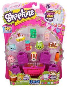 Figurina Shopkins,seria 2,12buc/set
