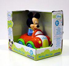 Masinuta muzicala,Mickey,Clementoni