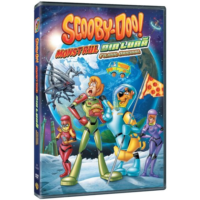 SCOOBY-DOO! MOON MONSTER MADNESS - SCOOBY-DOO! MONSTRUL DIN LUNA