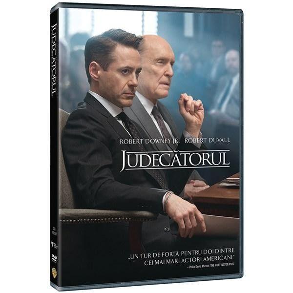 THE JUDGE - JUDECATORUL