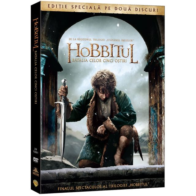 HOBBIT 3 BATTLE OF THE FIVE ARMIES o-ring