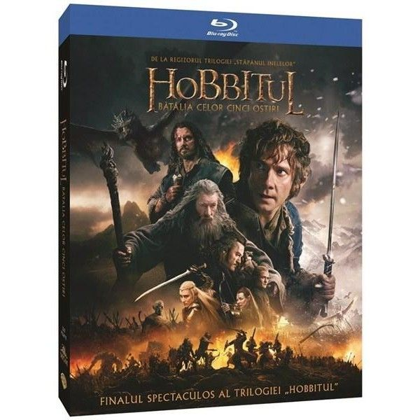 BD: HOBBIT 3 BATTLE OF THE FIVE ARMIES o-ring