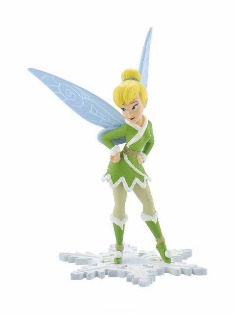 Disney Fairies Figure Tinkerbell Winterfairy 10 cm