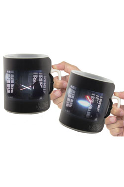 Star Wars 3D Motion Mug Lightsaber Duel