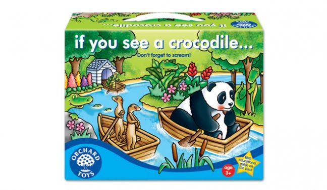 Joc Fereste-te de crocodil,Orchard Toys