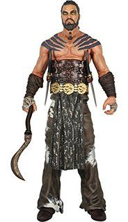 Game of Thrones Legacy Collection Action Figure Series 2 Khal Drogo 15 cm
