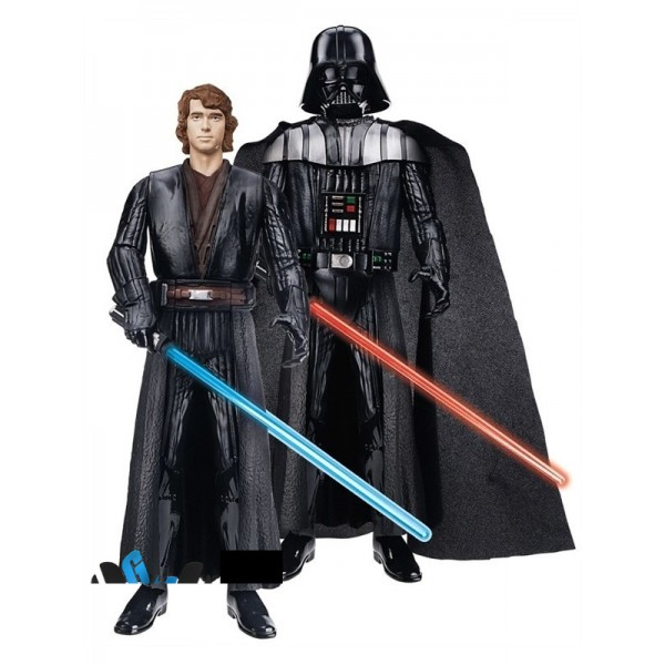 Star Wars Ultimate Action Figure with Sound Darth Vader 35 cm English Version