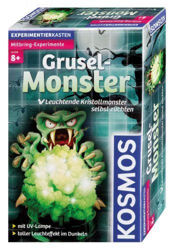 Experimente pt acasa,Cristale,monstruleti fosforescenti,Kosmos