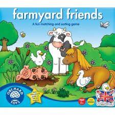 Joc Prietenii de la ferma,Orchard Toys