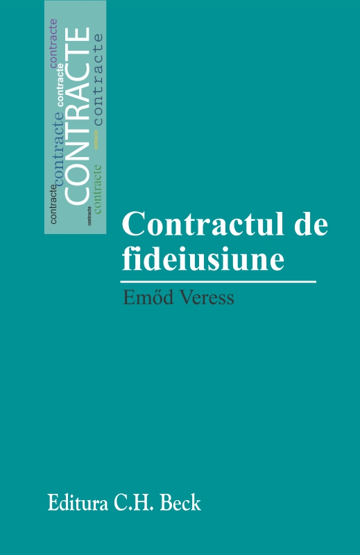 CONTRACTUL DE FIDEIUSIUNE