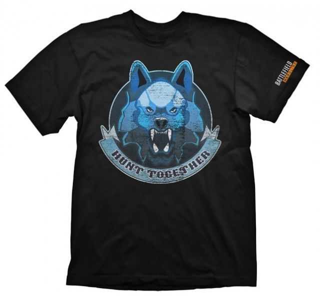 Battlefield Hardline T-Shirt Criminals black L