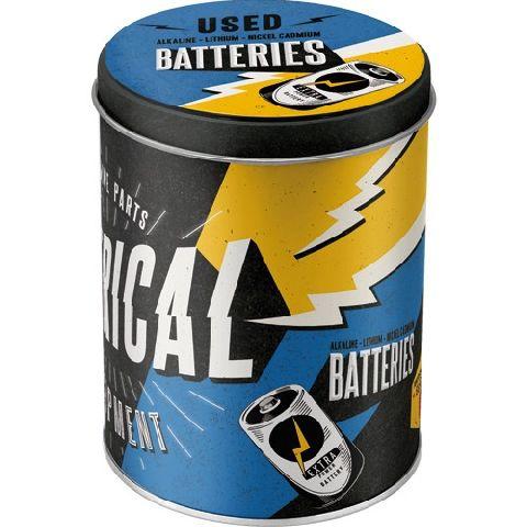 CUTIE METAL ROTUNDA 3D 30522 Electrical-Used Batteries
