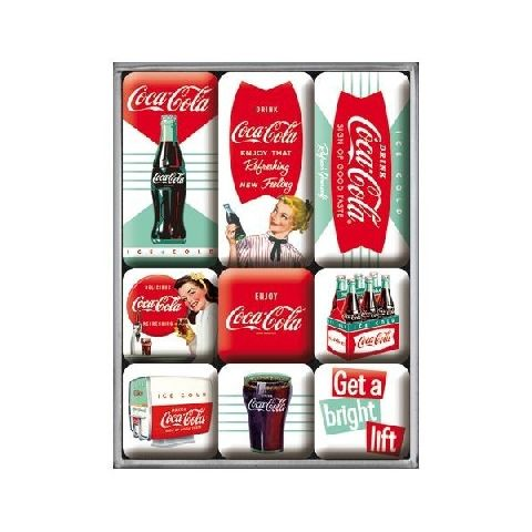 Set magneti 83071 Coca-Cola Diner