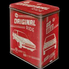 CUTIE METAL (L) 3D 30132 VW Golf-The original ride