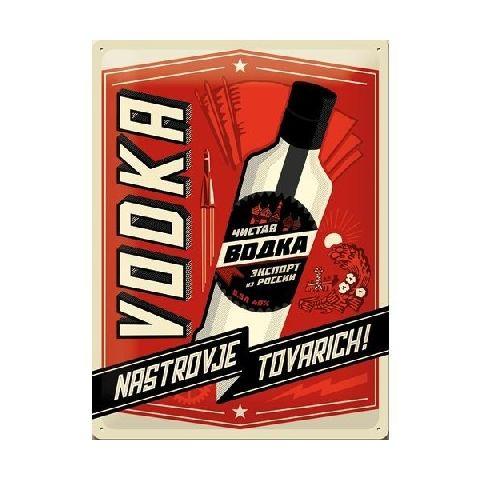 Placa 30x40 23205 Vodka