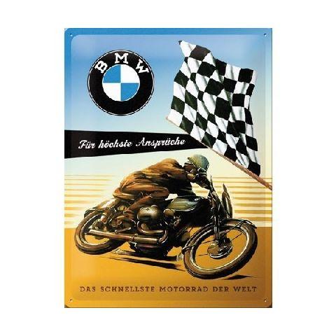 Placa 30x40 23202 BMW - Fr hchste Ansprche