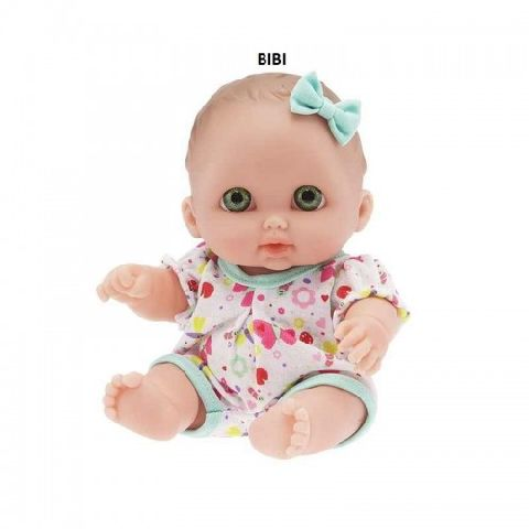 Papusa bebe expresiva,21cm,dif.modele,JC Toys