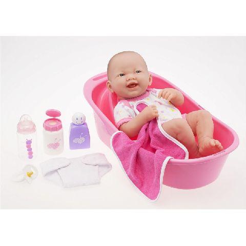 Papusa bebe,cu accesorii...