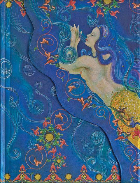 Agenda 13x18cm,Erase una vez,Sirene