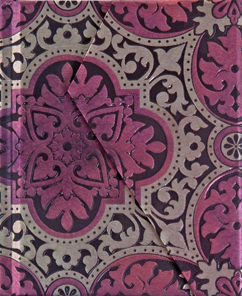 Agenda 10x12.5cm,Alfama,magnet,roz