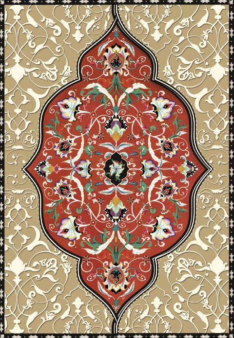 Agenda 14x20cm,Persia,magnet,Flori