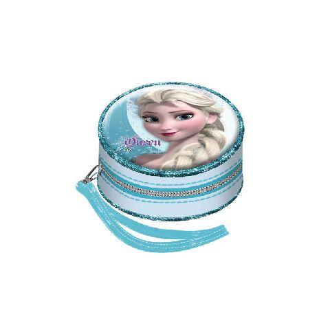 Portofel monede 9x9x5cm,Frozen,Elsa