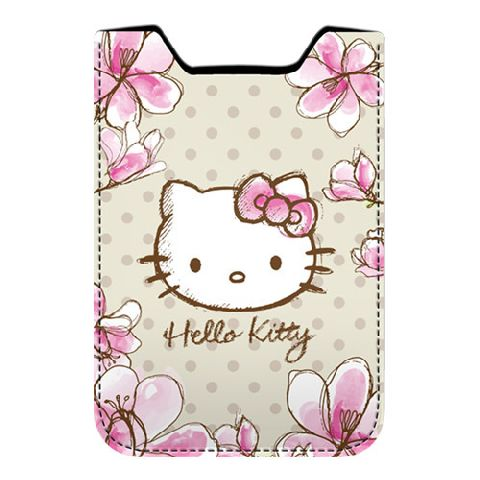 Husa telefon 9x15x1cm,Hello Kitty,Magnolia
