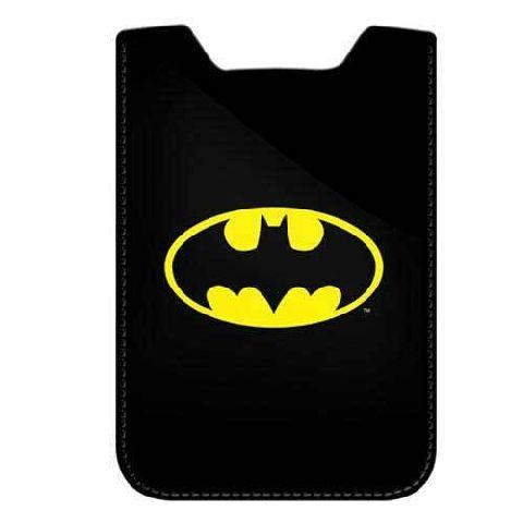 Husa telefon 9x15x1cm,Batman,Batsignal