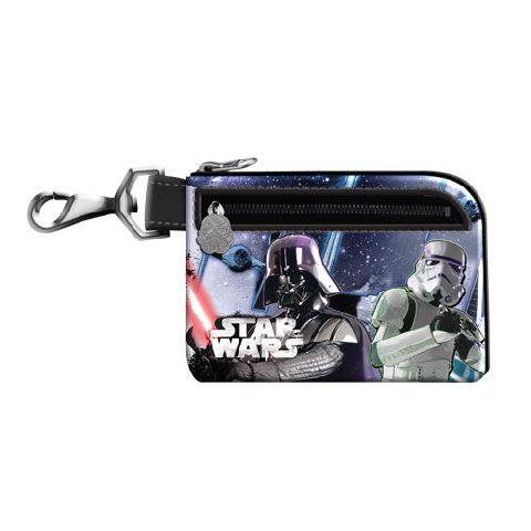 Portofel 12x8x1cm,Star Wars Vader