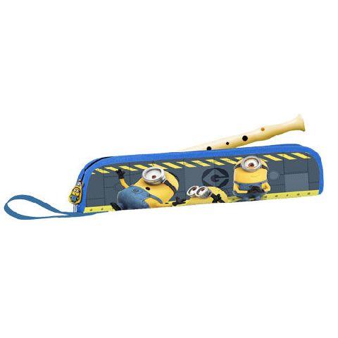 Husa flaut 37.5x8.5x2.5cm,Minionii,Work