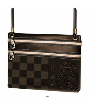 Portofel snur 18x15x1cm,Real Madrid,Ellegance