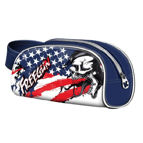 Geanta cosmetice 21.5x10x7.5cm,Free Gun America