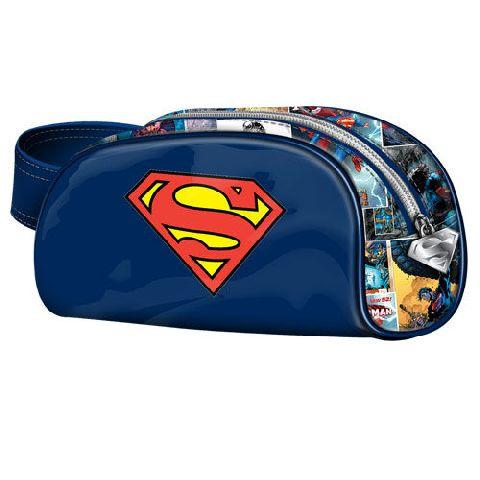 Geanta cosmetice 22x10x5.5cm,Superman S