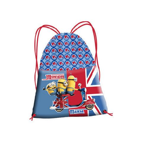 Sac sport 26x35x2cm,Minionii London