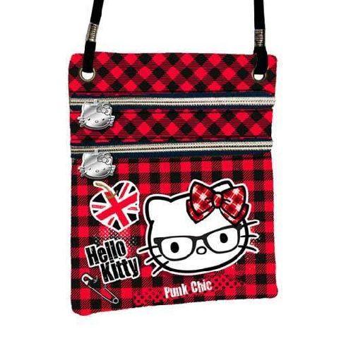 Portofel snur 14.5x17x1cm,Hello Kitty Vicky