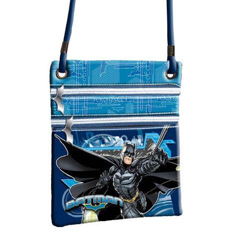Portofel snur 17.5x21x1cm,Batman,Gotham
