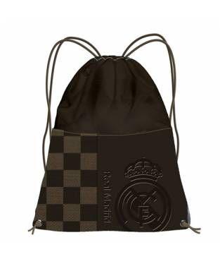 Sac sport 35x42x1cm,Real Madrid,Ellegance