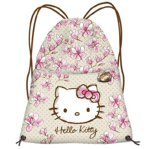 Sac sport 34.5x41x1cm,Hello Kitty Mognolia