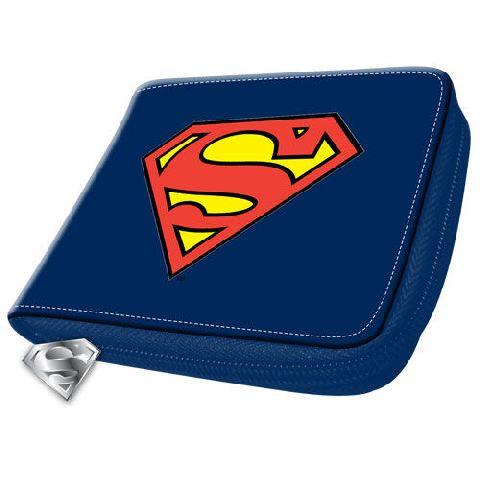 Portofel 12x11x1.5cm,Superman S