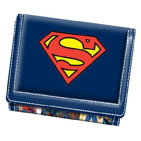 Portofel 12.5x11x2cm,Superman S