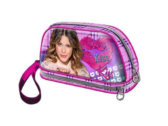 Geanta cosmetice 20x13x7cm,Violetta Kiss