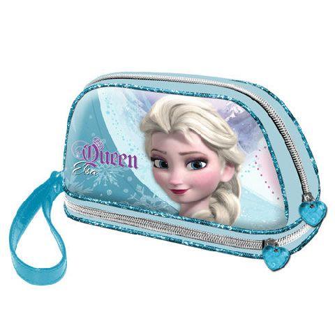 Geanta cosmetice 26x14x9cm,Frozen Elsa