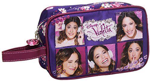 Geanta cosmetice 21.5x14x8cm,Violetta Collage