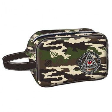Geanta cosmetice 24x13x5cm,Free Gun Army