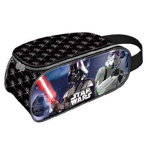 Geanta pantofi 36x16x14.5,StarWars Vader