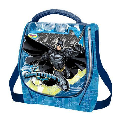 Gentuta pranz 21x24.5x10.5cm,Batman,Gotham