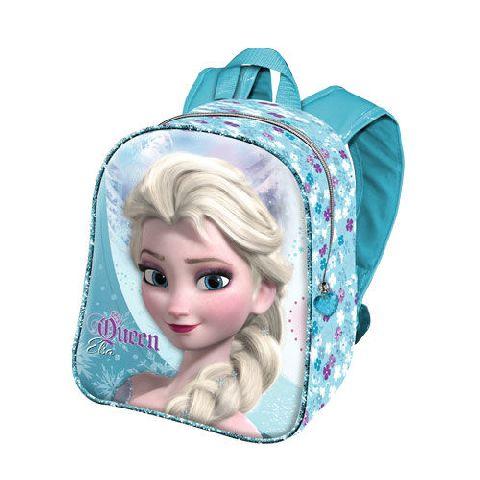 Ghiozdan 28x30x10cm,Frozen Elsa